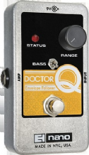 Electro Harmonix DOCTOR Q Envelope Follower Guitar Pedal / Stomp Box